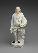 Figure of Benjamin Franklin