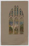 Suggestion for Window; All Saints Church, Atlanta, Georgia