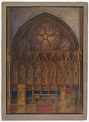 Design for a chancel