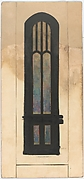 Design for a single lancet window