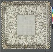 Handkerchiefs (one of two)