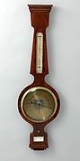 Wheel barometer