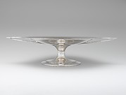 Two-handled Footed Dish