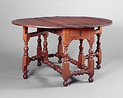 Gate-leg Drop-leaf Table