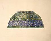Design for floral lamp