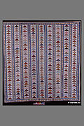 Quilt, Flying Geese pattern
