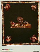Embroidered Tablecover