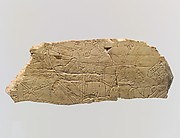 Plaque fragment with battle scene