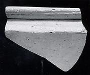 Bowl rim sherd