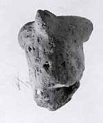 Fragment of animal figurine