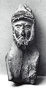 Figure of a horseman