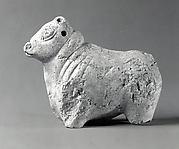 Figure of a bull
