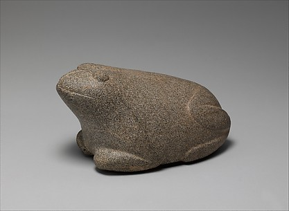 Weight in shape of frog