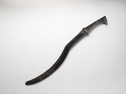 Sickle sword