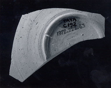 Ring base sherd