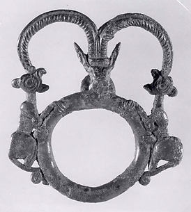Harness ring