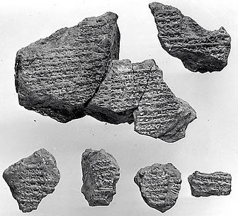 Cuneiform tablet: Utukku lemnutu, tablet 3