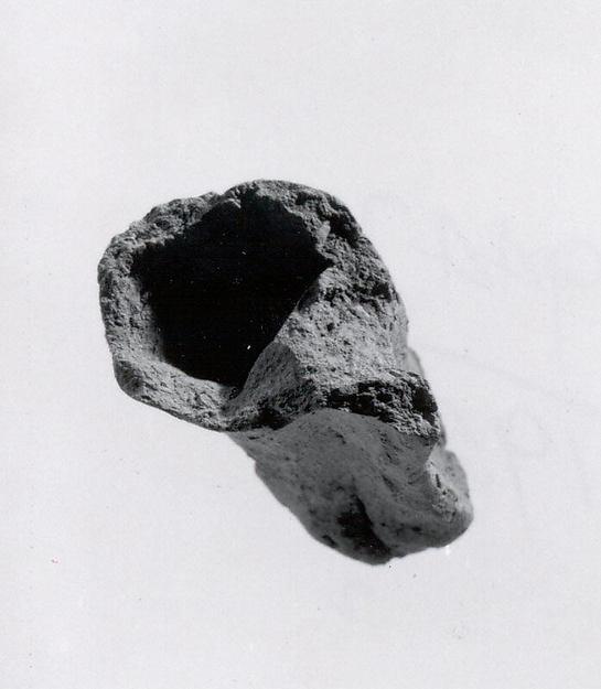 Fragment of animal figurine