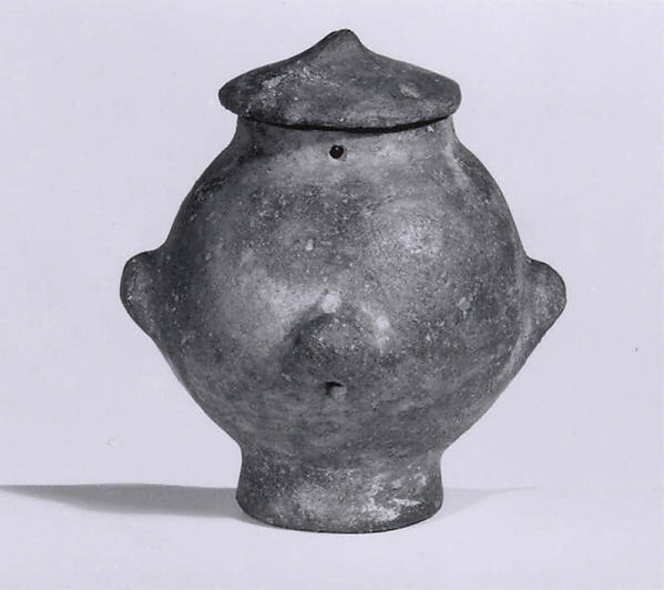 Vessel and lid