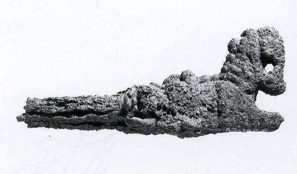 Lion pin