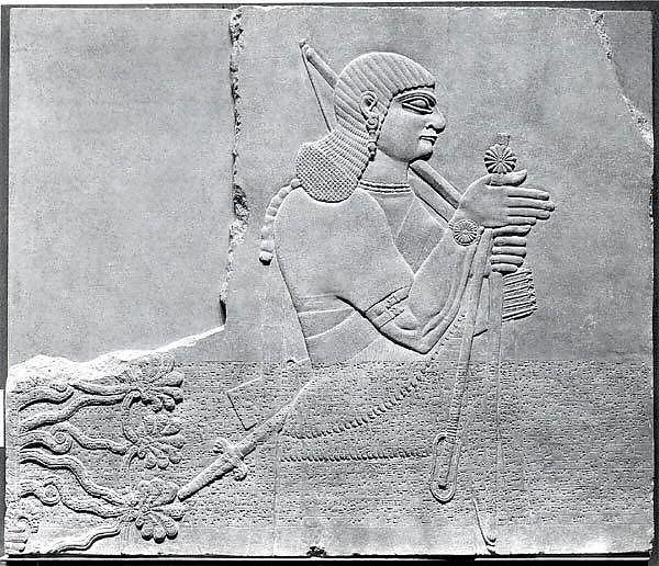Relief panel