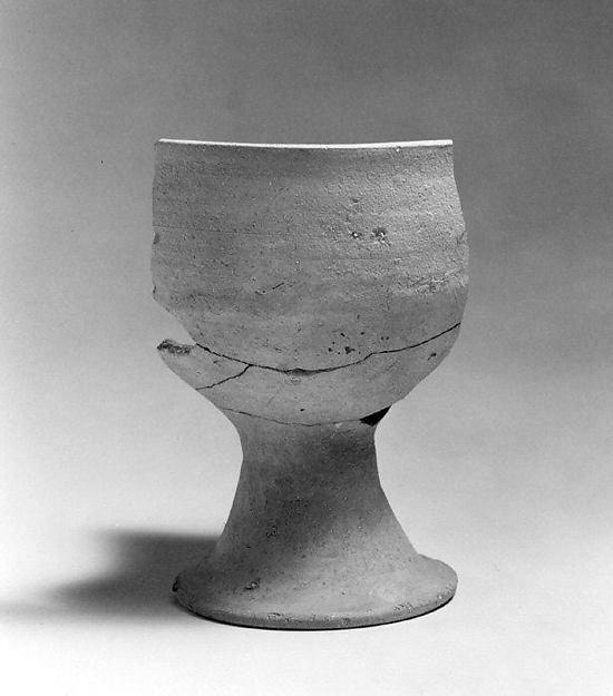 Fragmentary goblet