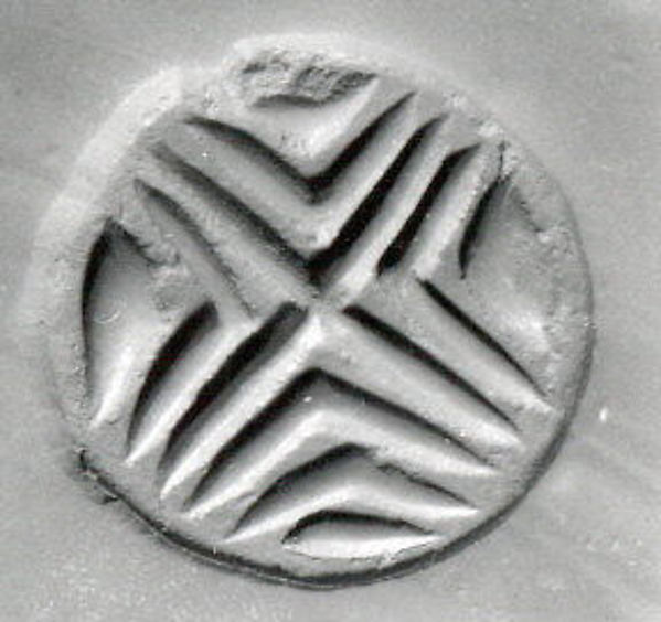 Conoid seal with pinched apex
