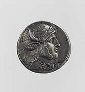 Tetradrachm of Seleucus I