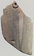 Plaque fragment