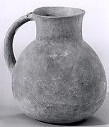 Jar with loop handle