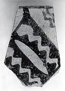 Vessel fragment with painted decoration