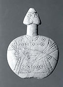 Disc-shaped figure