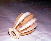 Lobed vessel