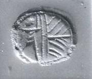 Scaraboid seal