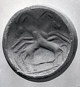 Conoid seal, convex base