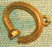 Necklace pendants and beads