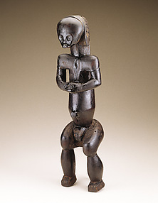 Figure from a Reliquary Ensemble: Seated Male