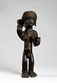 Commemorative female figure