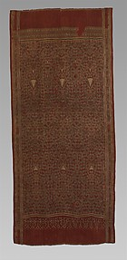 Ceremonial Textile (Pua' Kumbu')