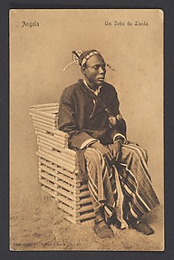 A chief of the Lunda