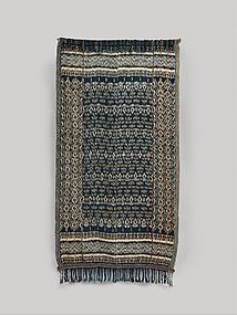 Man's Shoulder or Hip Cloth (Hinggi Ngoko or Hinggi Wola Remba)