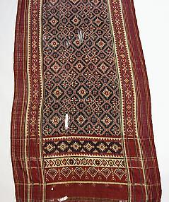 Indian Trade Cloth (Patola)