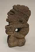 Kneeling Male Figure