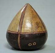 Painted Bowl with Pointed Base