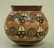 Painted Jar