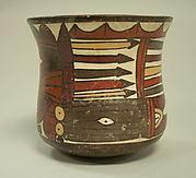 Painted Jar