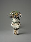 Chalk Figure Ornament