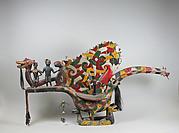 Hornbill Figure (Kenyalang)