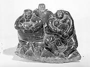 Stone Figure Group