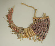 Collar of Shell Beads